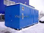 Станция водоподготовки модульная для Якутии