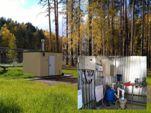 Блочно-модульная насосная станция водоснабжения